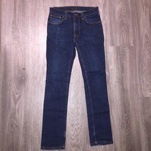 Nudie Jeans Thin Finn sz 30 by 32